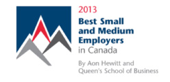 2013 Best Workplaces Logo