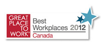 2012 Best Workplaces Logo