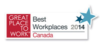 2014 Best Workplaces Logo