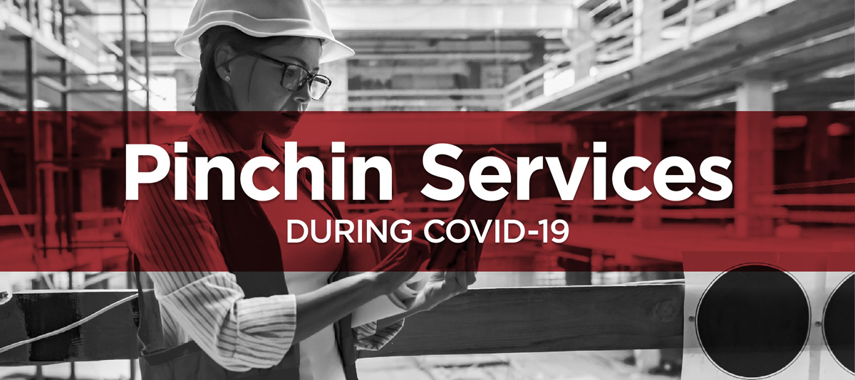 Pinchin Services Head Banner