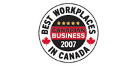 2007 Best Workplaces Logo