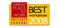 2008 Best Workplaces Logo