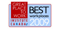 2009 Best Workplaces Logo