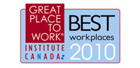 2010 Best Workplaces Logo
