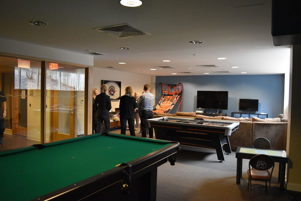 Hamilton Ronald McDonald House Games Room