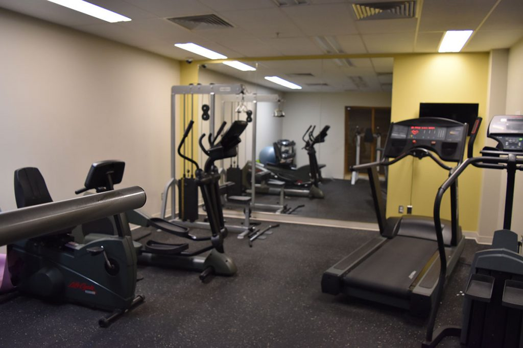 Hamilton Ronald McDonald House Gym